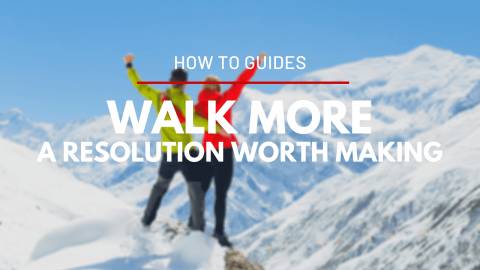 Walk more: a resolution worth making