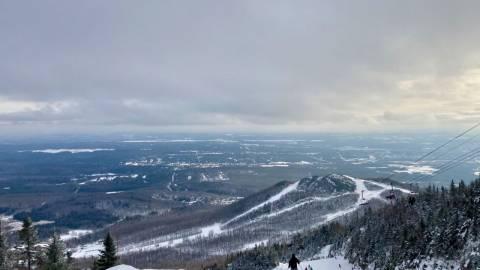Mont Orford - December 24, 2020