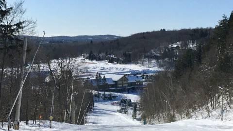 Vallée du Parc - February 17, 2020